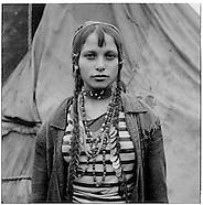 1994 Romania, Gypsy portraits