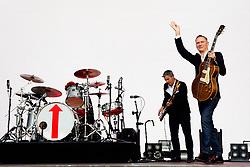 Bryan Adams performs at Sixways Stadium  - Mandatory by-line: Matt McNulty/JMP - 14/07/2017 - Sixways Stadium - Worcester, England