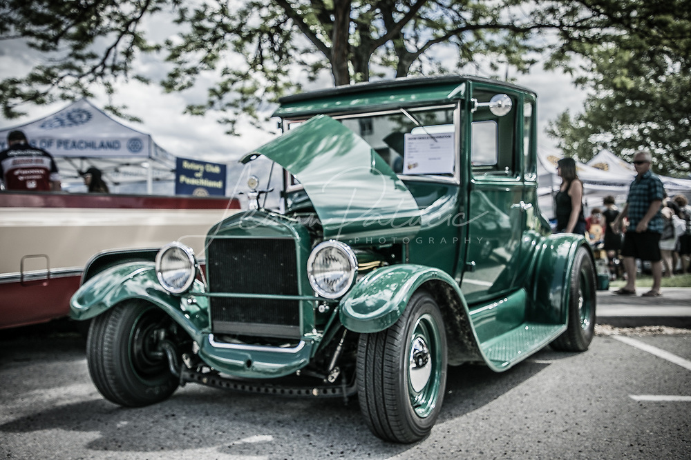 Peachland 2018 Car Show