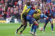 Crystal Palace v Watford 24/04/2016