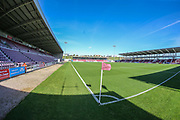Sixfield Stadium, home of Northampton Town during the EFL Sky Bet League 2 match between Northampton Town and Forest Green Rovers at Sixfields Stadium, Northampton, England on 13 October 2018.
