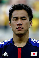 Fifa Brazil 2013 Confederation Cup / Group A Match / <br /> Japan vs Mexico 1-2  ( Mineirao Stadium - Belo Horizonte , Brazil )<br /> Shinji OKAZAKI of Japan , during the match between Japan and  Mexico