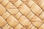 Birch bark wicker background.