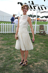 MARGO STILLEY at the Cartier International Polo at Guards Polo Club, Windsor Great Park on 27th July 2008.<br /> <br /> NON EXCLUSIVE - WORLD RIGHTS