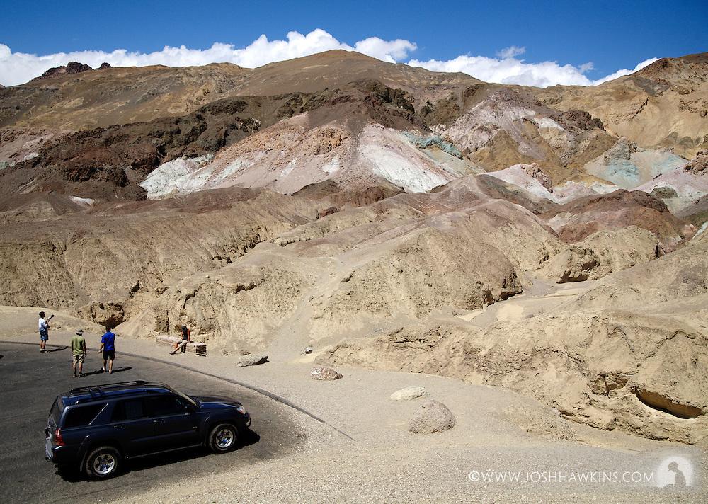 Death Valley National Park -  Artist's Palette