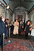 TRACEY EMIN, Browns Club Monaco launch. hosted by Lou Doillon, at the Schools of the Royal Academy of Art. Piccadilly, London. 19 February 2010.  .-DO NOT ARCHIVE-© Copyright Photograph by Dafydd Jones. 248 Clapham Rd. London SW9 0PZ. Tel 0207 820 0771. www.dafjones.com.
