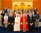 Ramsgrange  Confirmation 2014
