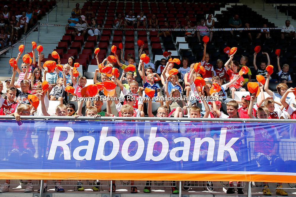 ALKMAAR - 21-07-2013 - AZ - AFAS Stadion,