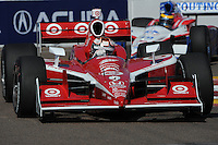 Scott Dixon, Honda Grand Prix of St. Petersburg, Streets of St. Petersburg, St. Petersburg, FL USA 3/27/2011