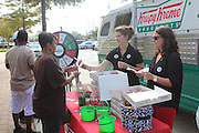 Krispy Kreme Doughnuts at Hattie Mae White