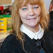 NLD/Amsterdam/20121113 - Presentatie DE Sinterklaasboekjes 2012, Ann de Bode