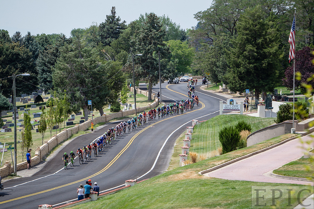 Cycling: Larry H. Miller Tour of Utah 2017 / Stage 7<br /> <br /> Salt Lake City (116km) / TOU / Utah  <br /> &copy; Jonathan Devich
