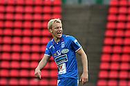 22.05.2008, Ratina, Tampere, Finland..Veikkausliiga 2008 - Finnish League 2008.Tampere United - FC KooTeePee.Mathias Lindstr?m - TamU.©Juha Tamminen.....ARK:k