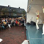 Huizerdag 2000 Huizen, dansoptreden