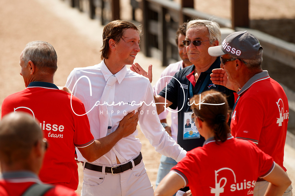 Fuchs Martin, SUI, Clooney<br /> World Equestrian Games - Tryon 2018<br /> © Hippo Foto - Sharon Vandeput<br /> 23/09/2018