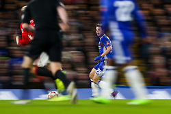 Cesar Azpilicueta of Chelsea in action - Rogan Thomson/JMP - 13/03/2017 - FOOTBALL - Stamford Bridge - London, England - Chelsea v Manchester United - FA Cup Quarter Final..