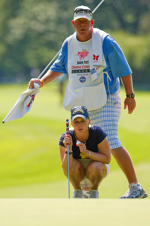 July 5, 2009: Morgan Pressel during the Final round of the Jamie Farr Owens Corning Classic Golf Tournament at Highland Meadows Golf Club in Sylvania, Ohio.