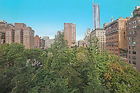 View from 36 Gramercy Park East