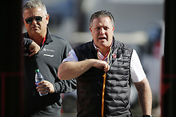 November 2, 2019, Austin, United States of America: Motorsports: FIA Formula One World Championship 2019, Grand Prix of United States, .Zak Brown (USA, McLaren F1 Team) (Credit Image: © Hoch Zwei via ZUMA Wire)