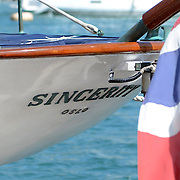 Sincerity, Vintage Class 88ft sailing yacht.