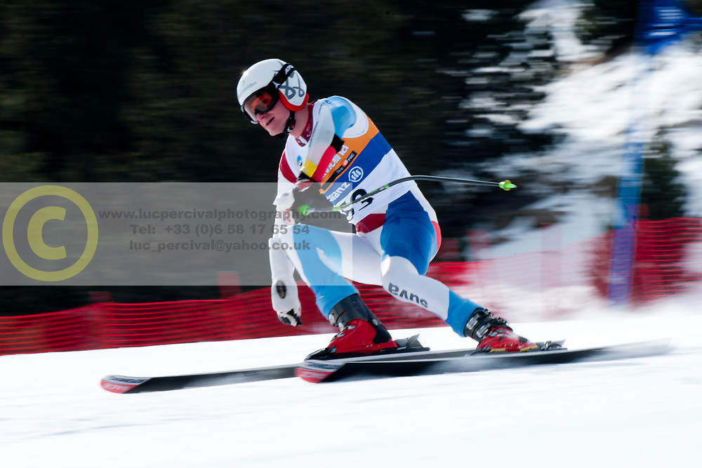 PFYL Thomas, SUI, Super Combined, 2013 IPC Alpine Skiing World Championships, La Molina, Spain