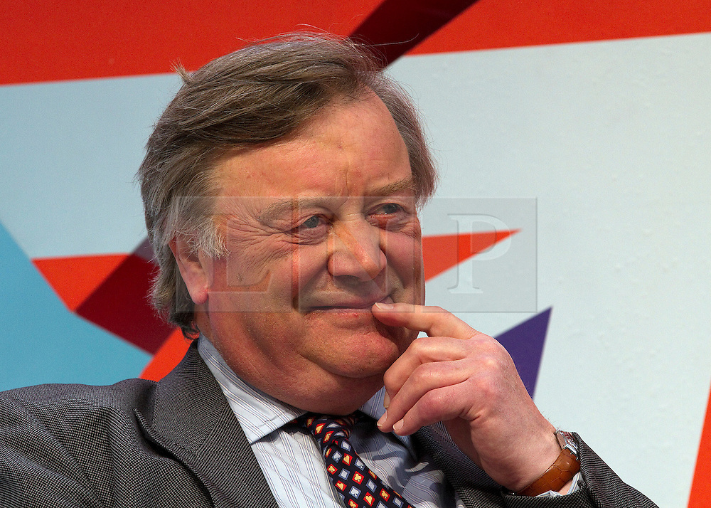 "© under license to London News Pictures. 06/03/2011: Kenneth Clarke on the ""No2AV"" panel discussion at the Conservative Party's Spring Forum in Cardiff. Credit should read ""Joel Goodman/London News Pictures""."