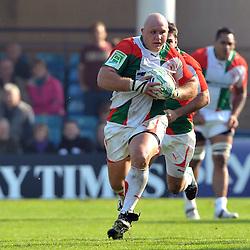 Eduard COETZEE - 10.10.2010 - Bath Rugby / Biarritz Olympique - Heineken Cup - Bath<br /> Photo : Dave Winter / Icon Sport