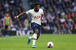 Serge Aurier of Tottenham Hotspur on the ball - Mandatory by-line: Arron Gent/JMP - 19/10/2019 - FOOTBALL - Tottenham Hotspur Stadium - London, England - Tottenham Hotspur v Watford - Premier League