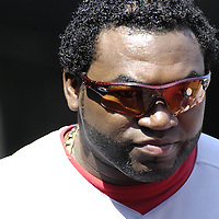 09 September 2007:  Boston Red Sox designated hitter David Ortiz (34) in action against the Baltimore Orioles.  The Red Sox defeated the Orioles 3-2 at Camden Yards in Baltimore, MD.  ****For Editorial Use Only****