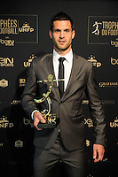 Denis PETRIC  - 17.05.2015 - Ceremonie des Trophees UNFP 2015<br />