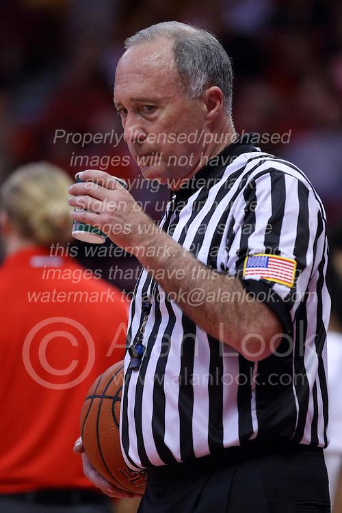 04 December 2016:   Bob Staffen during an NCAA  mens basketball game between the New Mexico Lobos the Illinois State Redbirds in a non-conference game at Redbird Arena, Normal IL