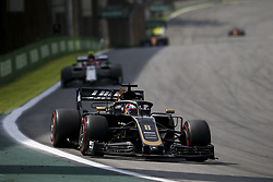 November 17, 2019, Sao Paulo, Brazil: Motorsports: FIA Formula One World Championship 2019, Grand Prix of Brazil, .#8 Romain Grosjean (FRA, Rich Energy Haas F1 Team) (Credit Image: © Hoch Zwei via ZUMA Wire)