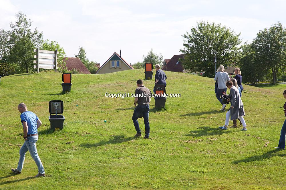 Reünie Tynaarlo OBS Oelebred Drenthe Nederland 2017