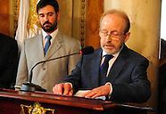 Eduardo Turell asumió en la corte
