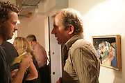 Hugo Rittson-thomas  Anticipation.- Produced by Flora Fairbairn. Curated by Kay Saatchi and Catriona Warren. 111 Great Titchfield St. London W1. 23 May 2007.  -DO NOT ARCHIVE-© Copyright Photograph by Dafydd Jones. 248 Clapham Rd. London SW9 0PZ. Tel 0207 820 0771. www.dafjones.com.