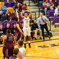 01-17-14 Berryville HS Boys Basketball vs Gentry