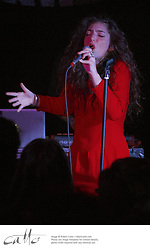 Kiwi indie pop darling Lorde made her Sydney debut at GoodGod club in May 2013, shortly after the release of her first EP.
