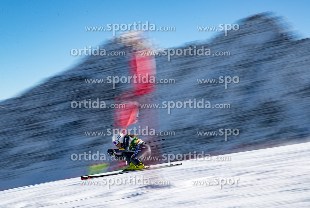 22.10.2016, Rettenbachferner, Soelden, AUT, FIS Weltcup Ski Alpin, Soelden, Riesenslalom, Damen, 1. Durchgang, im Bild Francesca Marsaglia (ITA) // Francesca Marsaglia of Italy in action during 1st run of ladies Giant Slalom of the FIS Ski Alpine Worldcup opening at the Rettenbachferner in Soelden, Austria on 2016/10/22. EXPA Pictures © 2016, PhotoCredit: EXPA/ Johann Groder