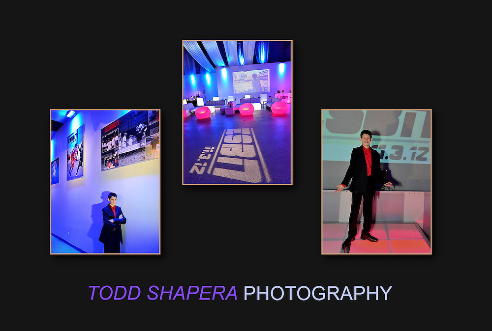 Bar Mitzvah Party At LIFE, The Place To Be, Ardsley, New York