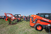 Kubota à  Expo-Champ  / Saint-Liboire / Canada / 2015-09-01, Photo © Marc Gibert / adecom.ca