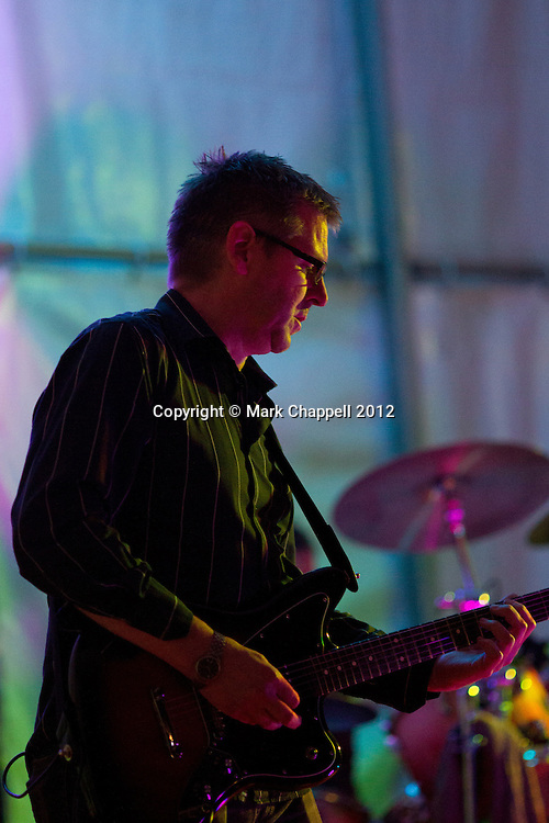 The Zucchinis at the Somerley Beer and Music Festival 2012. Ringwood, UNITED KINGDOM. September 01 2012..Photo Credit: Mark Chappell.© Mark Chappell 2012. All Rights Reserved. See instructions.