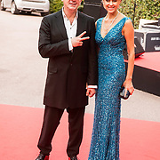 MON/Monaco/20140527 -World Music Awards 2014, Grigory Leps en partner .....,
