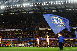 Chelsea and Watford walk out on the pitch at Stamford Bridge - Mandatory by-line: Jason Brown/JMP - 15/05/2017 - FOOTBALL - Stamford Bridge - London, England - Chelsea v Watford - Premier League