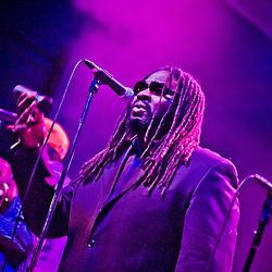 The Funk Ark plays the 930 club in Washington, DC.