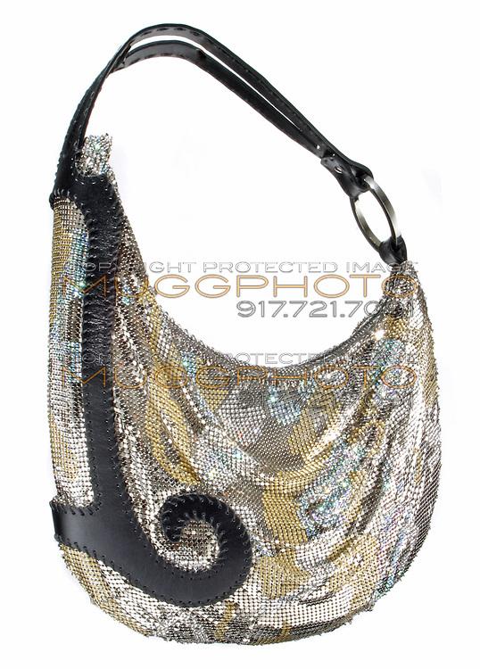 sparkling fendi purse