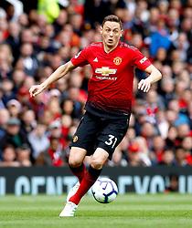 Manchester United's Nemanja Matic in action