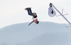 19.02.2018, Alpensia Ski Jumping Centre, Pyeongchang, KOR, PyeongChang 2018, Snowboard, Damen, Big Air, im Bild Katerina Vojackova (CZE) // Katerina Vojackova of Czech Republic# during the Ladies Snowboard Big Air of the Pyeongchang 2018 Winter Olympic Games at the Alpensia Ski Jumping Centre in Pyeongchang, South Korea on 2018/02/19. EXPA Pictures © 2018, PhotoCredit: EXPA/ Johann Groder