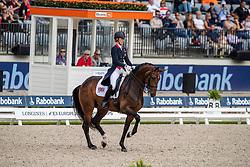 Dujardin Charlotte, GBR, Mount St John Freestyle<br /> European Championship Dressage<br /> Rotterdam 2019<br /> © Hippo Foto - Dirk Caremans