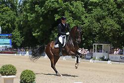 Gmoser, Peter, Two to Tango<br /> Wiesbaden - Pfingstturnier<br /> Grand Prix Special<br /> © www.sportfotos-lafrentz.de/ Stefan Lafrentz