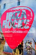 Ibiza Rocks Sign, Promo Ibiza 2006